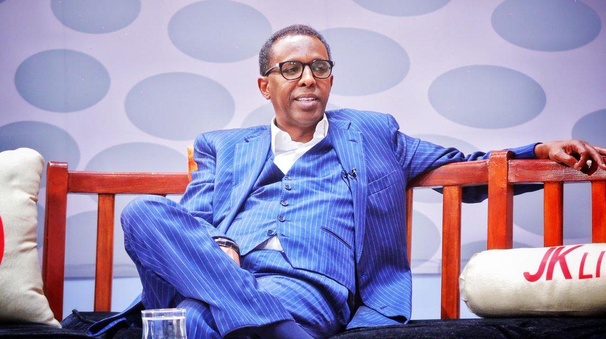 How lawyer Lawyer Ahmednasir Abdullahi got the title Grand Mullah - Dhahabu